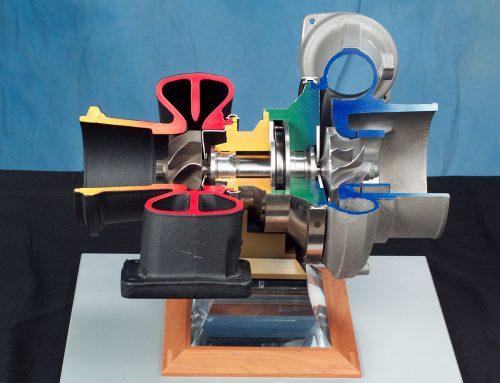 ¿Qué es un Turbocompresor?